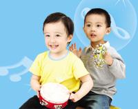 音乐肢体律动游乐园(3-4岁)